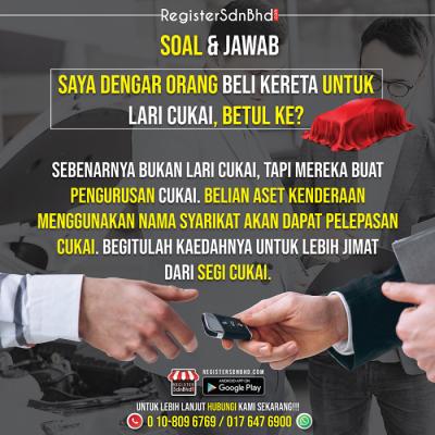 Register Sdn Bhd - Soal Jawab (2)